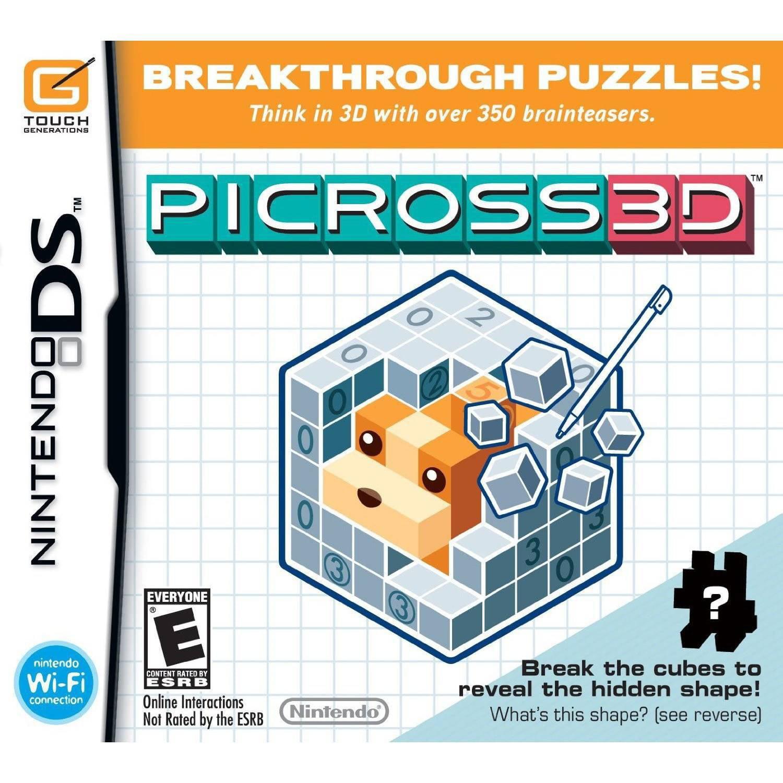 Picross 3D (DS)
