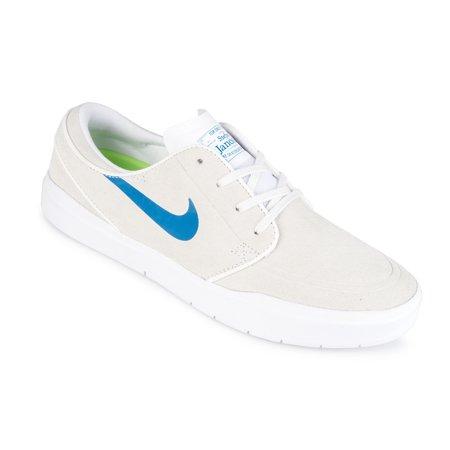 Nike - Nike Stefan Janoski Hyperfeel Sneakers Summit White  Industrial Blue  11.5 - Walmart.com 9f8d3079d
