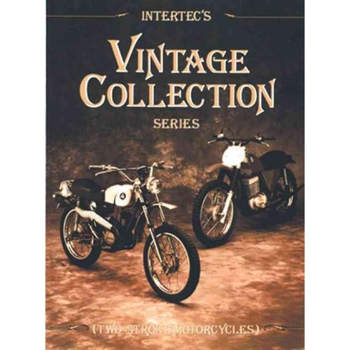 Vintage Collection Series: Two-Stroke Motorcycles