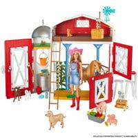 Deals on Mattel Barbie Sweet Orchard Farm Playset