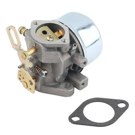 Carburetor Carb for Tecumseh 8 9 10hp HMSK80 HMSK90 Snowblower (Miller Bobcat 225 Welder Generator For Sale)
