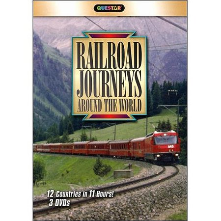 Railroad Journeys Around The World