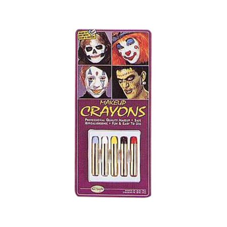 Adult Costume Makeup Crayons for $<!---->