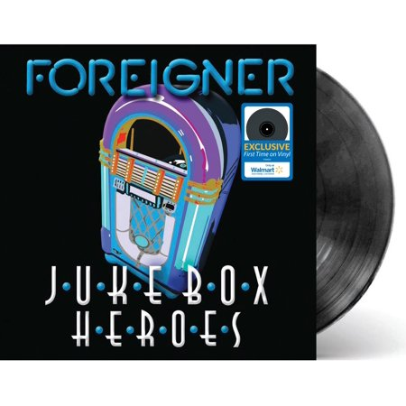 Jukebox Heroes (Vinyl) (Walmart Exclusive) - Fifties Jukebox