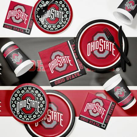 Ohio State University Game Day Party Supplies Kit (Party Supply Dayton Ohio)