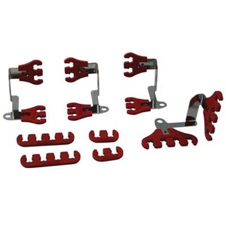 72172 Small Block Chevy Show Car Loom Kit, Red - image 1 of 1