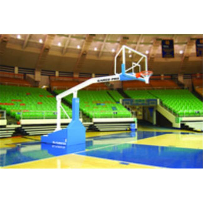 Gared Sports 9618WL 10.37 ft. FIBA Approved Portable Basketball Goal