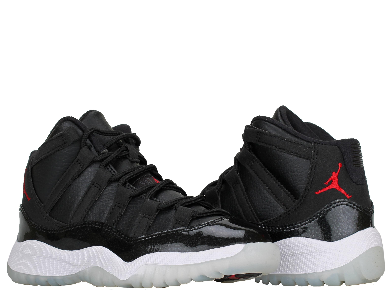 4f5cf93748f1 Jordan - Nike Air Jordan 11 Retro (PS)  72-10  Boys Basketball Shoes ...