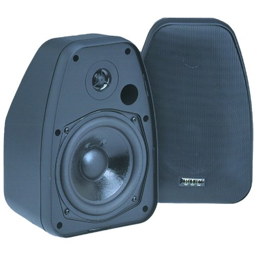 Bic America Venturi Dv52si Bookshelf Speaker - 2-way Speaker - Magnetically Shielded - Black (adattodv52si)