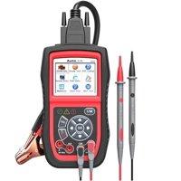 Autel Autolink AL539B OBD2 Scanner, Avometer, Car Battery Tester 3-in-1 for Automotive OBDII Diagnosis & Electrical Test