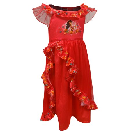 Elena Of Avalor Dress Like a Princess Nightgown