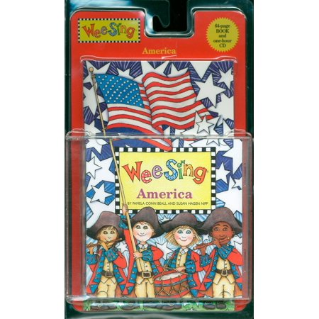 Wee Sing America](Web Backpack)