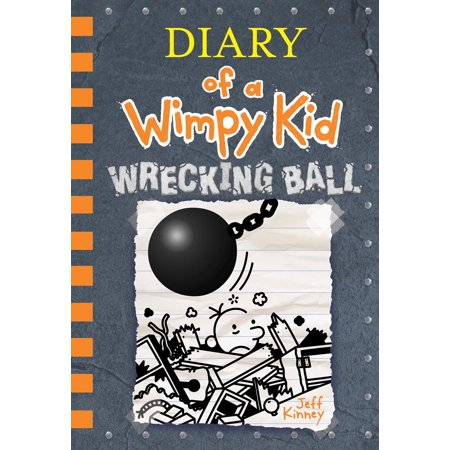Diary of a Wimpy Kid Book #14 (The Cast Diary Of A Wimpy Kid)