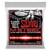 Ernie Ball 2915-U 0.010-0.052 Gauge Skinny Top Heavy Bottom Slinky M-Steel Electric Guitar Strings