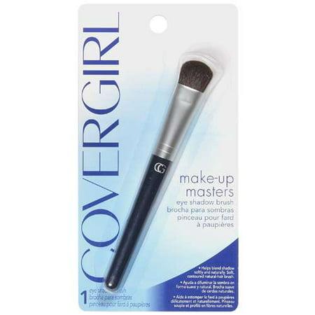 - Cover Girl: Eye Shadow Brush Makeup Masters