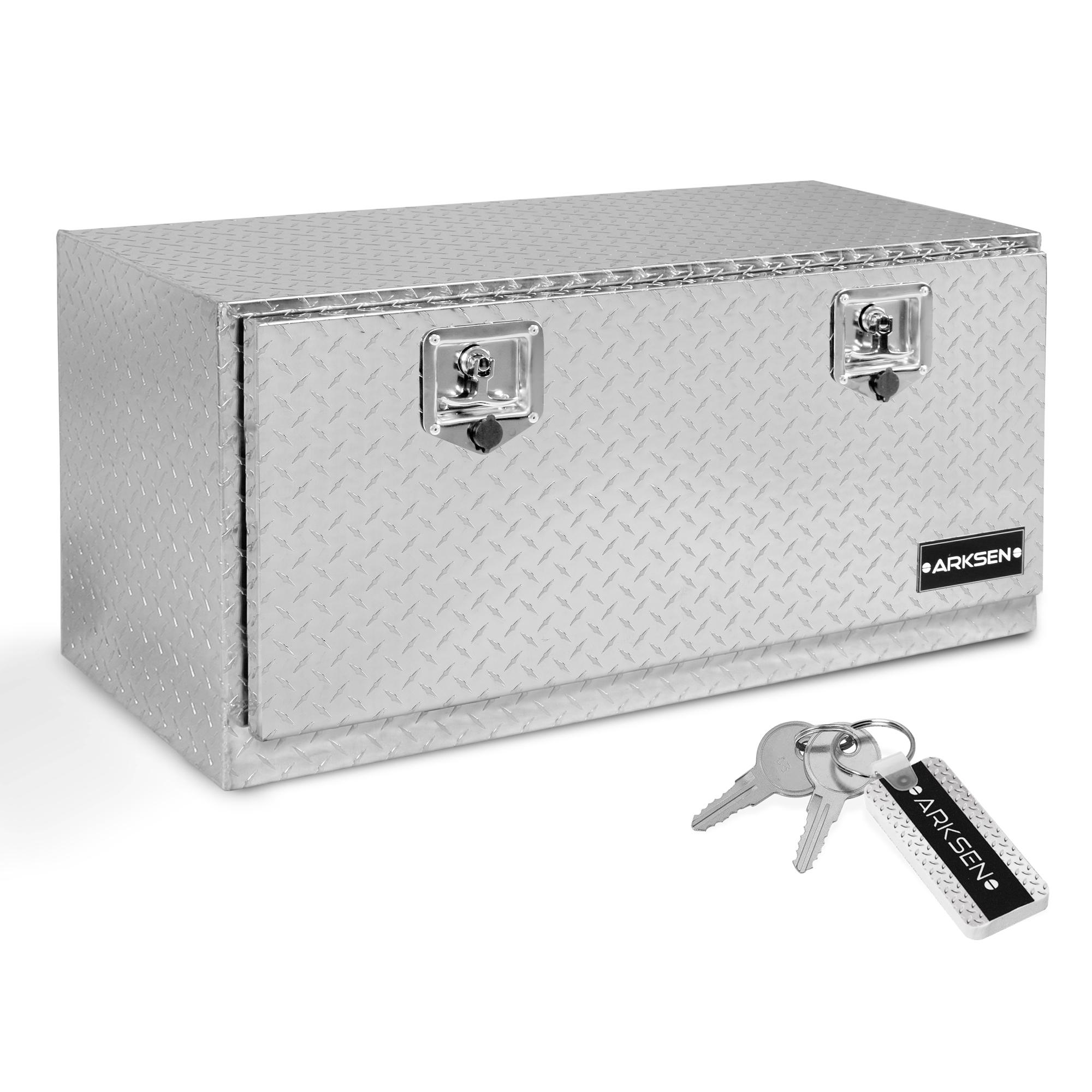 ARKSEN耐用铝钻石板工具箱