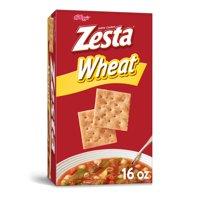 Keebler Zesta, Saltine Crackers, Wheat, 16 Oz