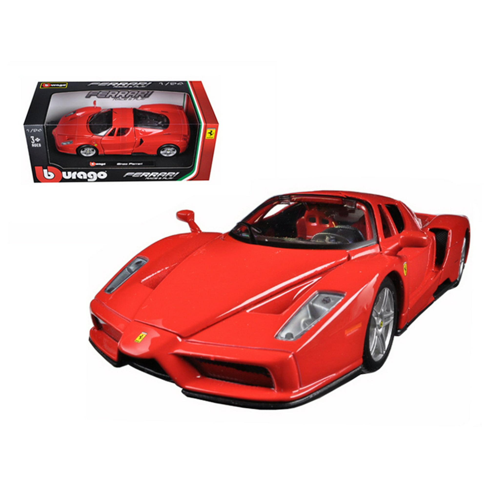 Ferrari Enzo Red 1 24 Diecast Model Car By Bburago Walmart Canada