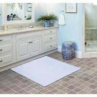 Garland Queen Cotton 1 Piece Washable Bath Rug