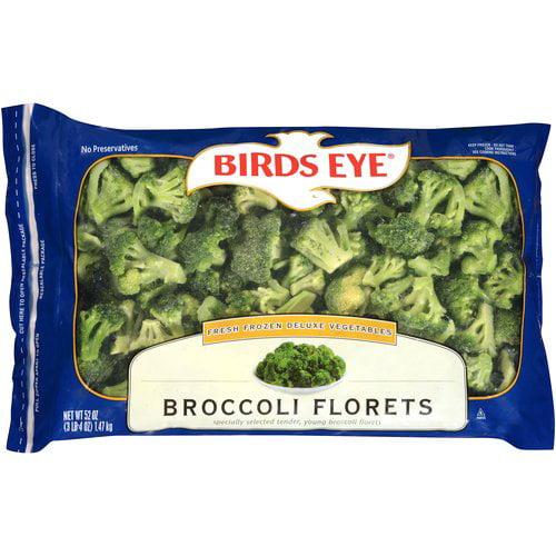 Birds Eye® Broccoli Florets 52 oz. Bag