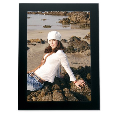 Black 5x7 Metal Picture Frame (5x7 Picture Frames)
