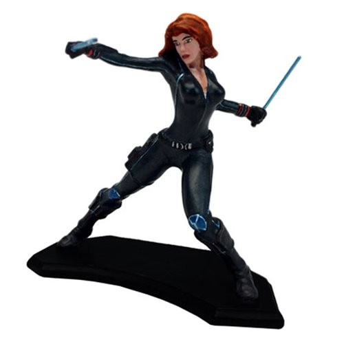 Avengers: Age of Ultron Black Widow Metal Mini-Figure (Number of Pieces per Case: 2)