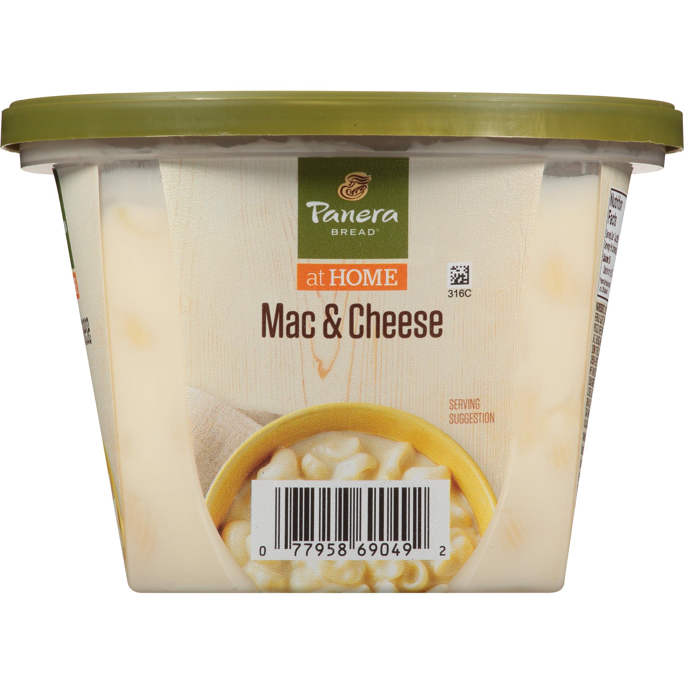panera mac and cheese calories