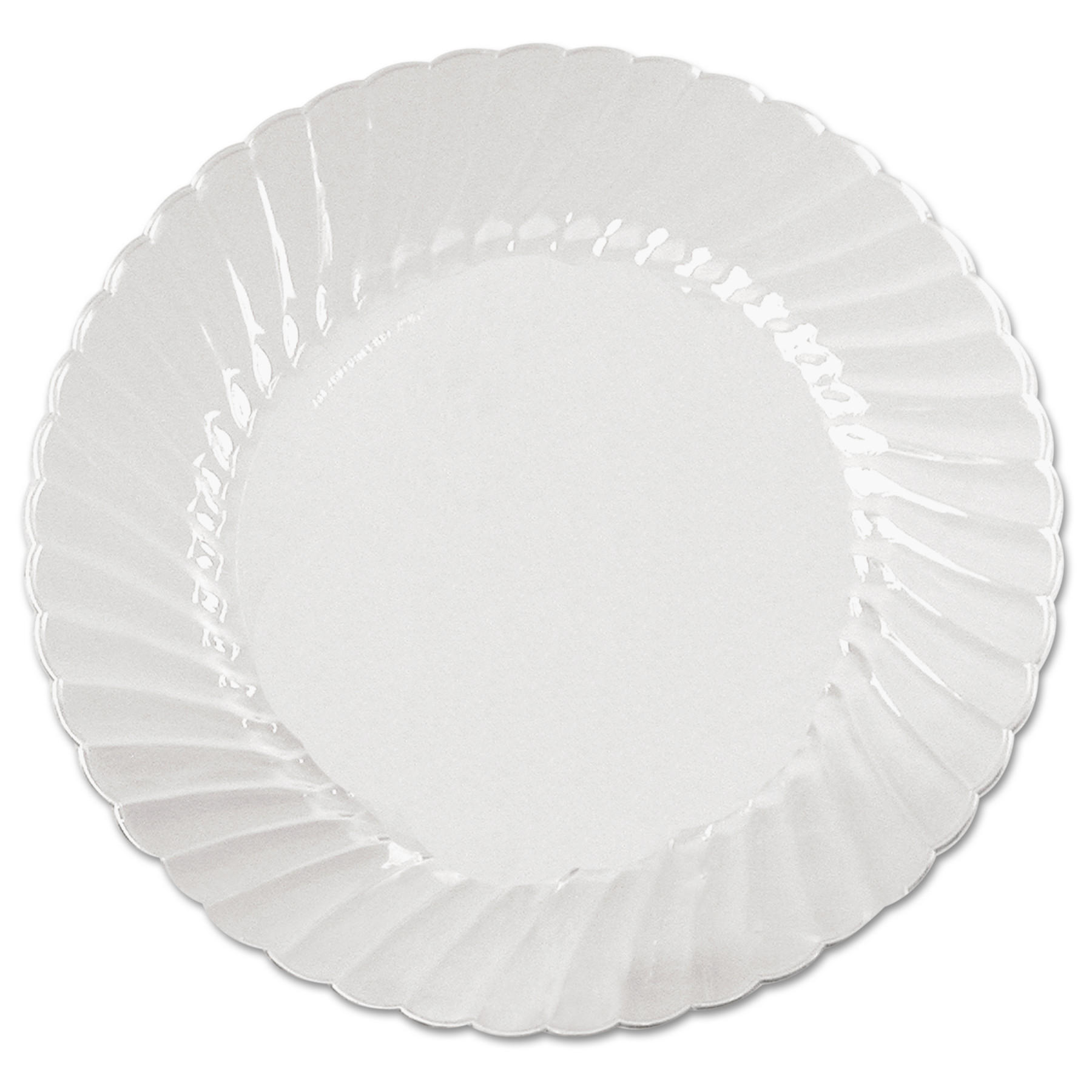 Clear Plastic Plates 10 count (Pack of 18  sc 1 st  Walmart & WNA Classicware 6 in. Clear Plastic Plates 10 count (Pack of 18 ...