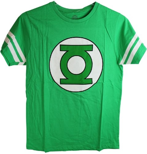 DC Green Lantern Men's Classic Tee Shirt Large