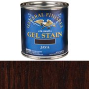 Java Gel Stain, 1/2 Pint