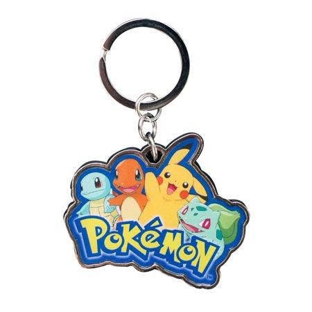 Bioworld Pokemon Multi Character Keychain Walmart Com