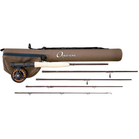 Quarrow Trout Fly Fishing Combo Outfit