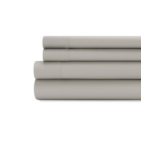 - 400 Thread Count Sheet Set - Soft, Easy Care Cotton Rich Sateen