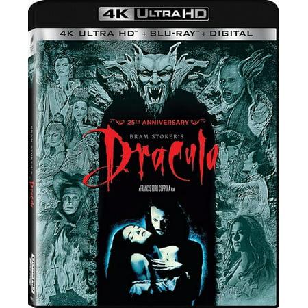 Bram Stoker's Dracula 25Th Anniversary (4K Ultra HD + Blu-ray + Digital