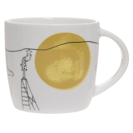 Starbucks 14oz Ceramic Mug Sun