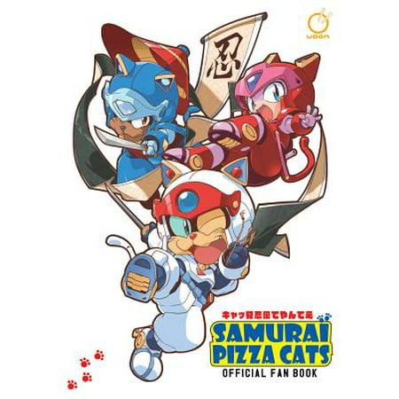 Samurai Pizza Cats: Official Fan Book