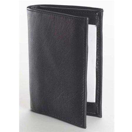 Clava Mens Wallet - Clava 2100 Jot-This Jotter - Quinley Black