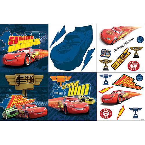 Disney Cars Decorating Kit