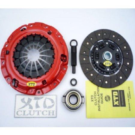 XTD STAGE 2 SPORT CLUTCH KIT 3000GT VR4 DODGE STEALTH R/T 3.0L V6 TWIN