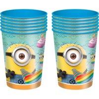 Despicable Me Minions Plastic Cups, 16 oz, 12ct by Unique Industries