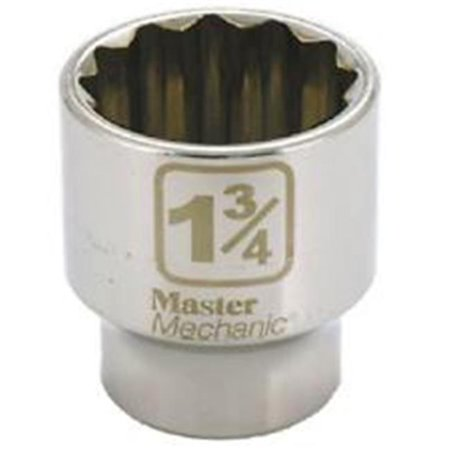 1.75 in. Master Mechanic 12 Point Socket - image 1 of 1
