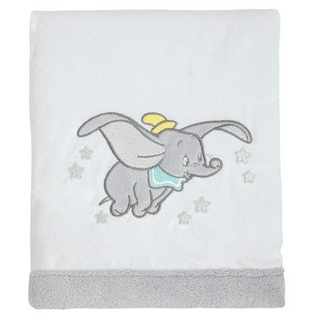 Disney Dumbo Dream Big Velboa Blanket