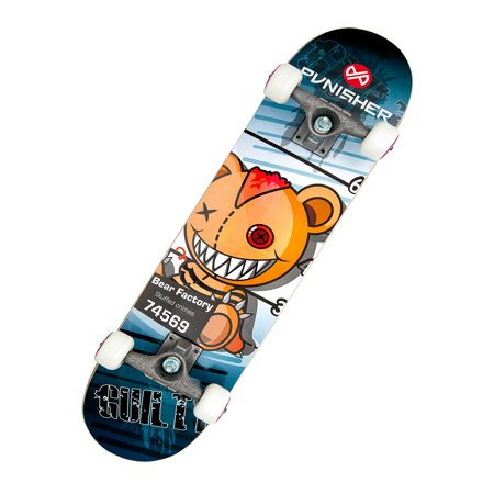 Punisher Skateboards Guilty 31.5