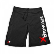 Stronger RX Grungex Wod Shorts, Medium