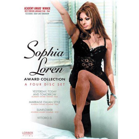 - Sophia Loren: Award Collection (DVD)