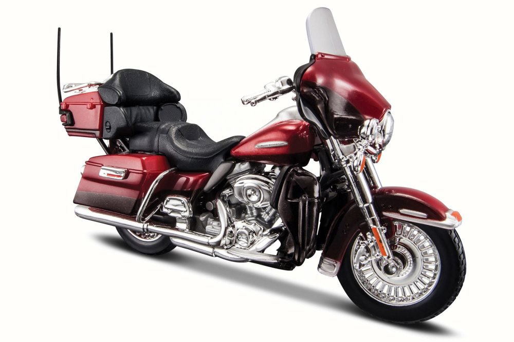 2013 Harley-Davidson FLHTK Electra Glide Ultra Limited, Red Maisto 31360-34 1 18 Scale... by Harley Davidson