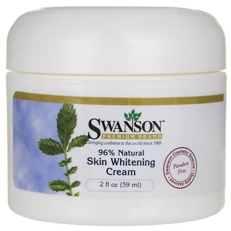 Swanson blanchir la peau Crème 2 fl oz (59 ml) Crème