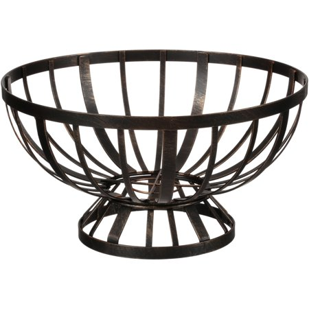 (Better Homes & Gardens Brushed Wire Fruit Bowl)