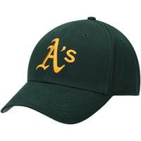 Oakland Athletics Basic Team Color Adjustable Hat - Green - OSFA