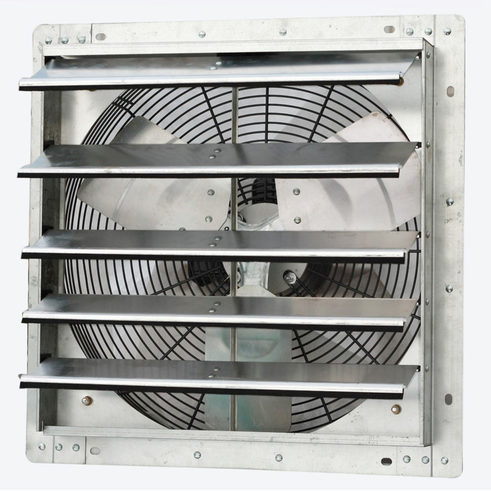 "iLIVING 18"" Variable Speed Shutter Exhaust Fan, Wall-Mounted"